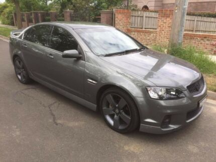2012 Holden Commodore SV6 Z-Series Manual 46000 KM Balwyn North Boroondara Area Preview