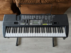 Keyboard (Casio CTK-710)