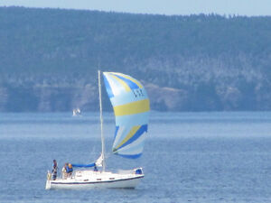 Fully Fitted Tanzer 26' Sailboat for Sale St. John's Newfoundland image 1