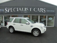 Land Rover Freelander 2 2.2Sd4 auto 2012 XS
