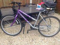 Girls/women's mountain bike