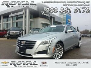 2016 Cadillac CTS 3.6 Performance Collection   - $263.16 B/W - L