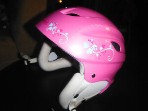 Kids ski/board/sled helmets