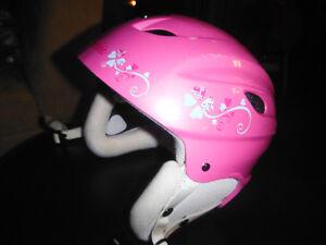 Kids ski/board/sled helmets