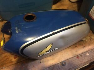 1974 1975 Honda XL350 Gas Tank