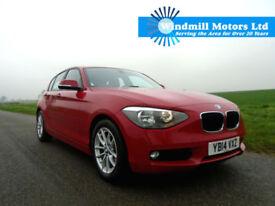 BMW 1 SERIES 1.6 116D EFFICIENTDYNAMICS BUSINESS EDITION 5DR - MEGA SPEC!