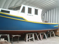 NEW  28 Foot Cape Island Hull ONLY !!