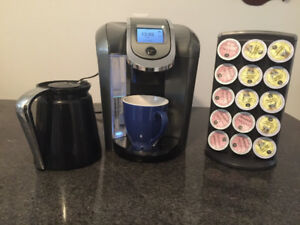 K500 Keurig coffee maker