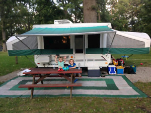 2001 Viking Tent Trailer - REDUCED