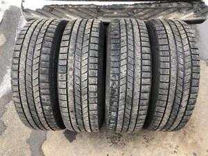 215/70/16 Pirelli Snow Tires Full Set Of Four