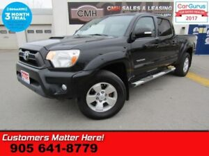 2012 Toyota Tacoma   V6 CREW 4X4 (NEW-TIRES) PWR-GROUP