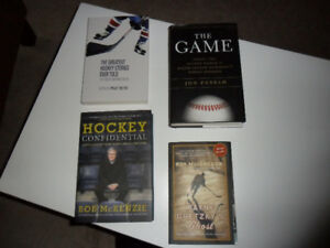 4 Best Selling Sports Books!!!!