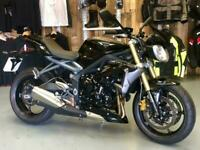 Triumph Street Triple 675 2015 ONLY 1900 miles! 1 Owner from New!