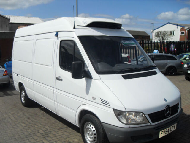 5851e90ae3 Mercedes-Benz Sprinter 2.2TD ( 3500kg ) 311CDi MWB (3500kg) FRIDGE   FREEZER  VAN