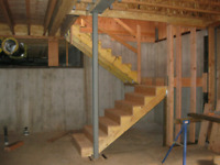 Framing-basement framing-general carpenter