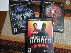 * * PRICE REDUCED* * 3 VIDEO GAMES