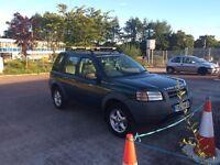 Land Rover FREE LANDER!