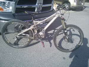 2009 Giant reign X0