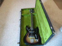 Hagstrom Bass Guitar