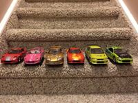 Fast and Furious car models