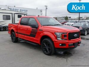 2019 Ford F-150 XLT  Sport with XLT Special Edition Package