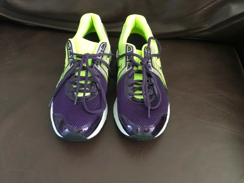 aded98831a87 ASICS Gel-Impression 8 Men s running shoes Purple 8.5 UK Nearly New