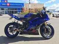 yamaha r6 lot's of modified