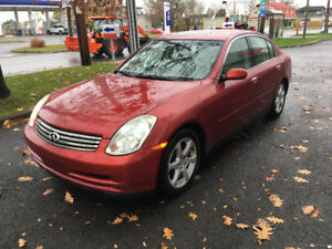 2003 Infiniti G35 Berline automatique