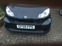 Smart Fortwo pure 61 mhd auto long mot