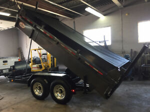 WINTER BLOW OUT SALE  14 FT COMMANDO MODEL 51420   5 TON