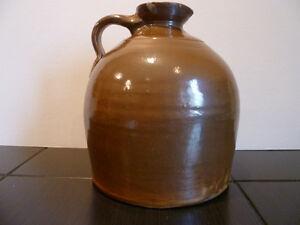 Antique Brown Jug Kitchener / Waterloo Kitchener Area image 1