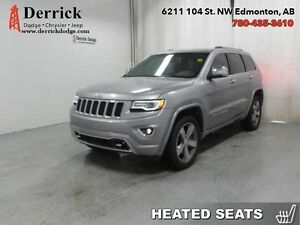 2015 Jeep Grand Cherokee   Overland Nav Sunroof Pwr Liftgate  29