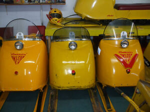 WANTED VINTAGE 1960 1961 1962 1963 1964 1965 SKIDOO ANTIQUE