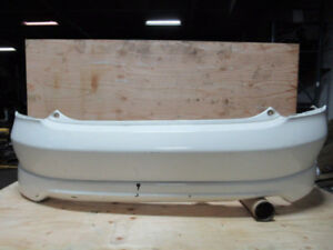 JDM 02-05 HONDA CIVIC TYPE-R EP3 WHITE REAR BUMPER LIP