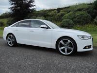 2011 Audi A6 Saloon 3.0TDI SE AUTOMATIC 215 BHP