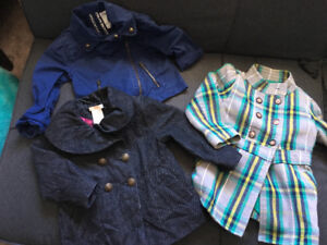 18-24 mth and size 2 lot of coats