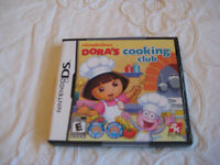 Dora's Cooking Game Nintendo DS game