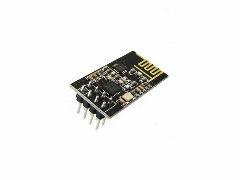 2.4ghz Nrf24l01+ Rf Transceiver Module W/ On-board Power Amplifier 8-pin 2.54mm