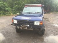 Landrover discovery 300tdi off-road spec