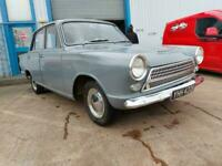 Ford Cortina MK1 1200 - Never Been Welded - 58K Miles