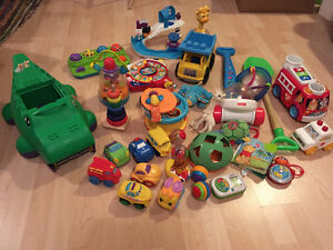 Asortment of Baby Toys