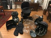 Maxi Cosi - Full Travel System
