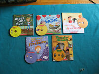 Primary Reading books assorted