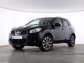 2013 Nissan Qashqai 2.0 N-TEC+ CVT 2WD 5dr