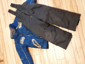Size 5 winter coats