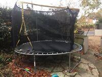 10ft trampoline in Poole