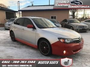 2010 Subaru Impreza 2.5L AWD..AUTO..LEATHER...SUNROOF  AWD PERFE