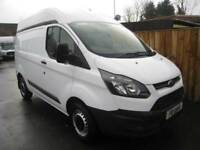 14 REG HIGH ROOF Ford Transit Custom 2.2TDCi ( 100PS ) 290 L1H1