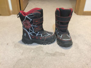 Boys Winter Boots-Size 12-SOLD PPU