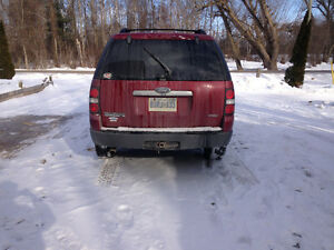 2006 Ford Explorer Xlt SUV, Crossover